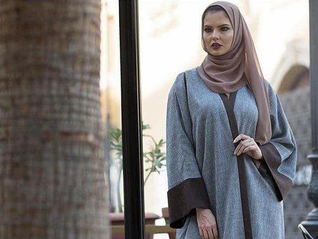The Al Line collection of abayas from Al-Motahajiba
