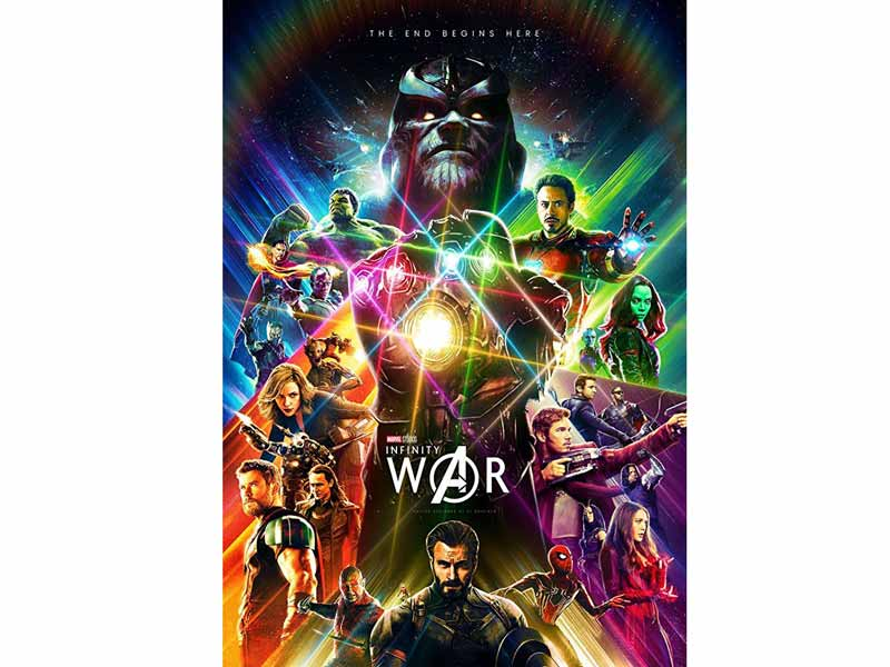 Watch Avengers: Infinity War at Vox Cinemas in Dubai