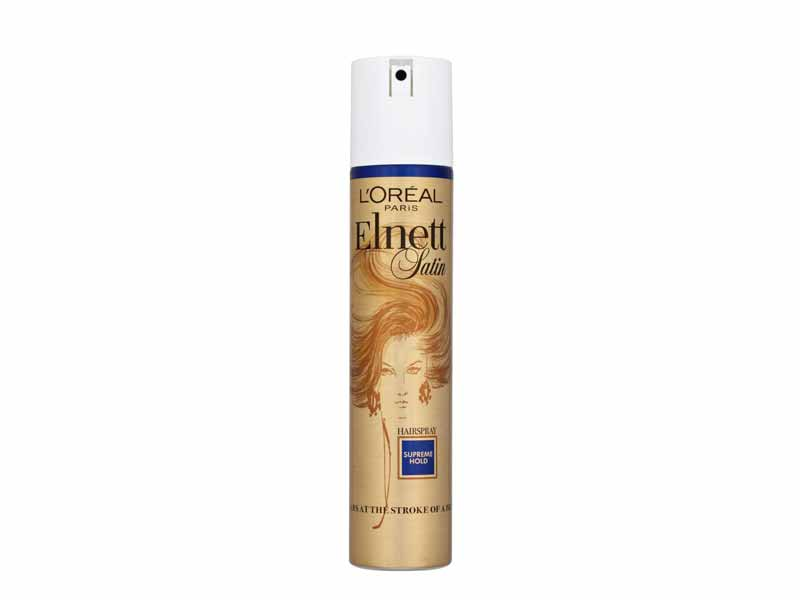 L'Oréal Elnett Satin Hairspray at Carrefour Dubai