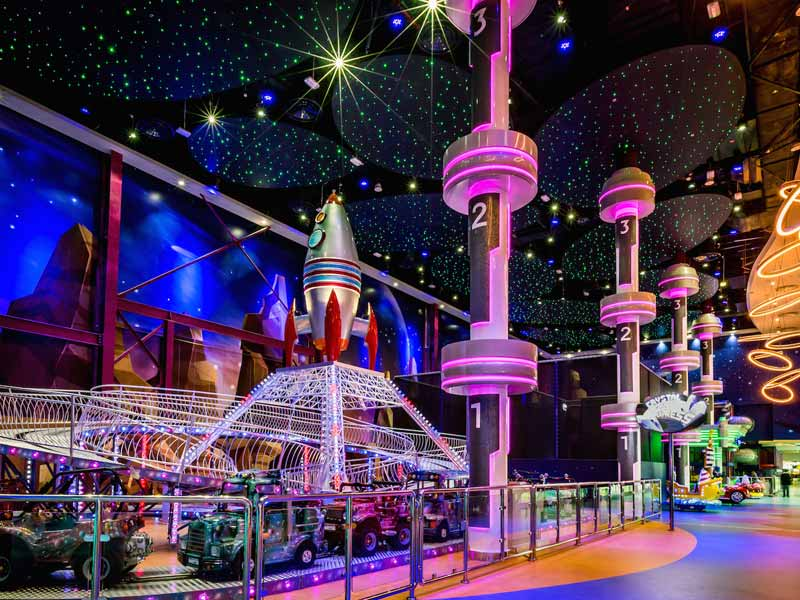 Magic Planet is the ultimate destination for kids in Dubai