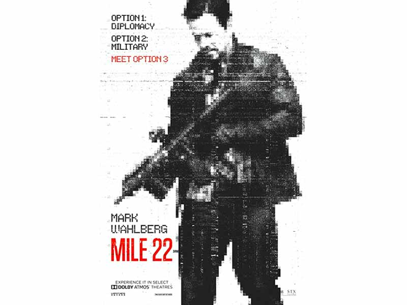 Watch Mile 22 at VOX Cinemas across the Middle East