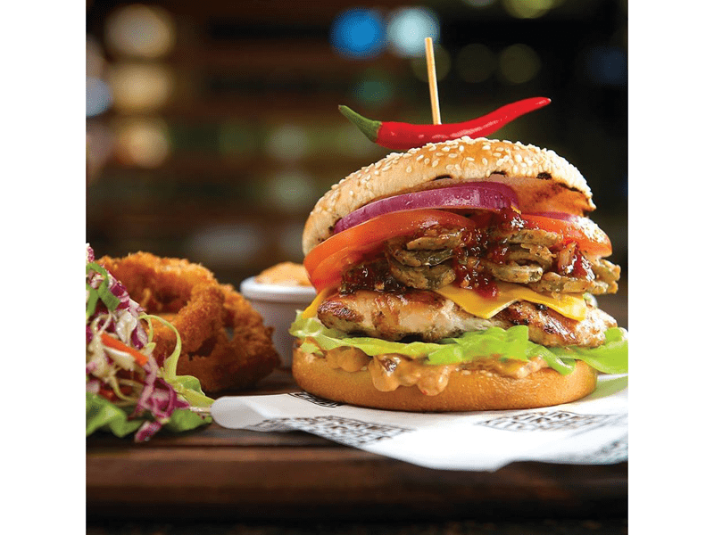 Gourmet Burger Kitchen in Dubai