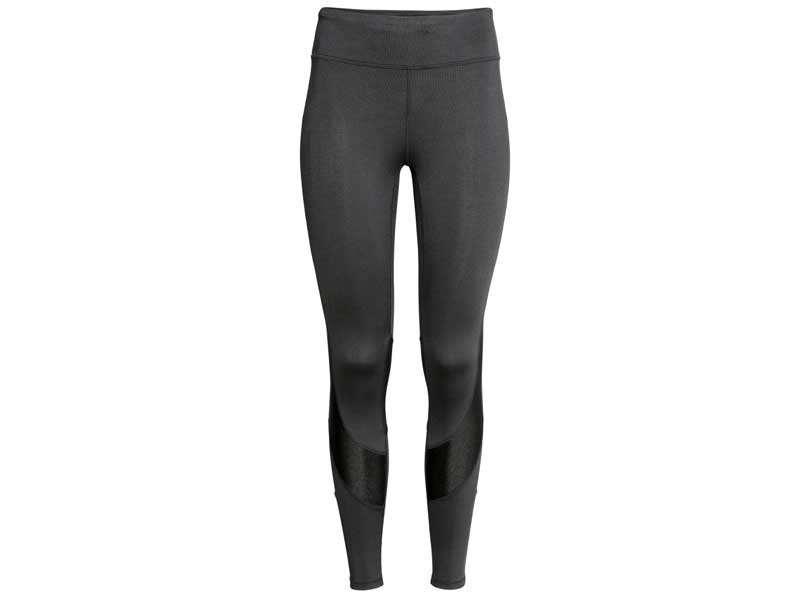 5dbf5c09cdb2a Black leggings by H&M available at Mall of the Emirates and City Centres