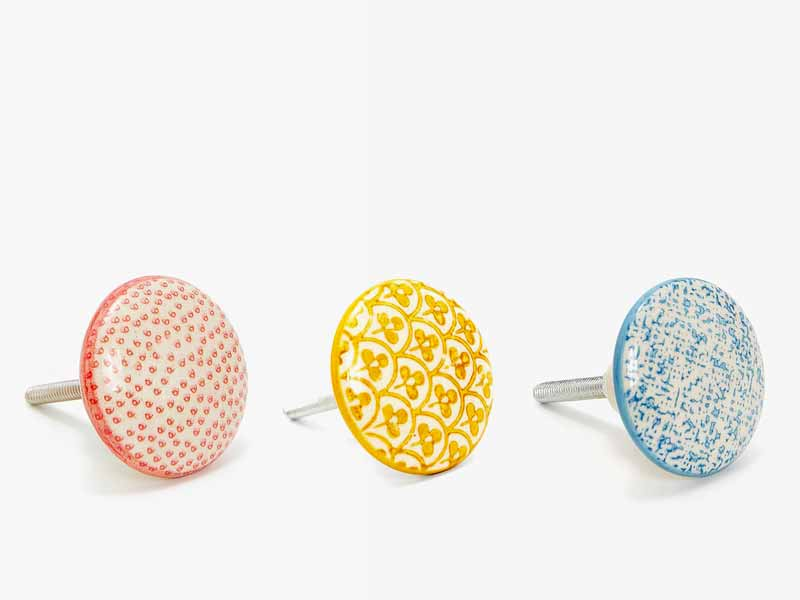 Doorknobs by Zara Home Dubai, available at Mall of the Emirates, Mall of Egypt, and Majid Al Futtaim City Centres