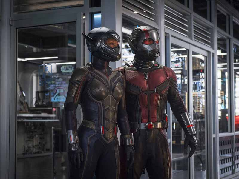 Watch Ant-Man and The Wasp at VOX Cinemas across the Middle East