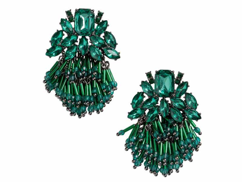 Earrings from H&M Dubai