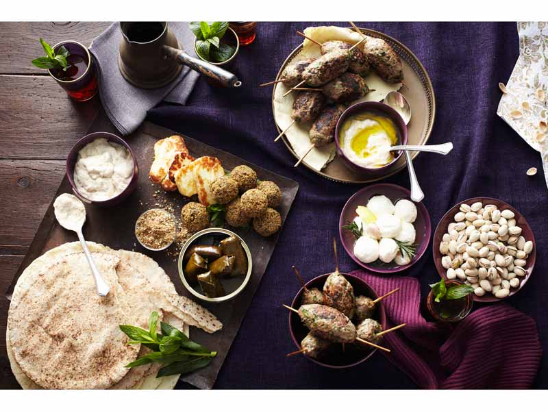 Celebrate Ramadan with the best Arabic Restaurants in Dubai