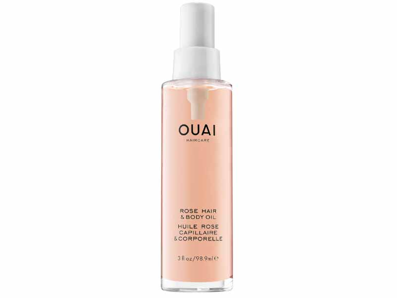 Rose Hair & Body Oil by Ouai at Sephora Dubai