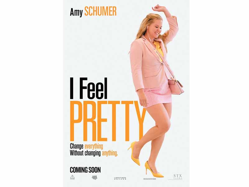 Visit VOX Cinemas to watch I Feel Pretty in Dubai