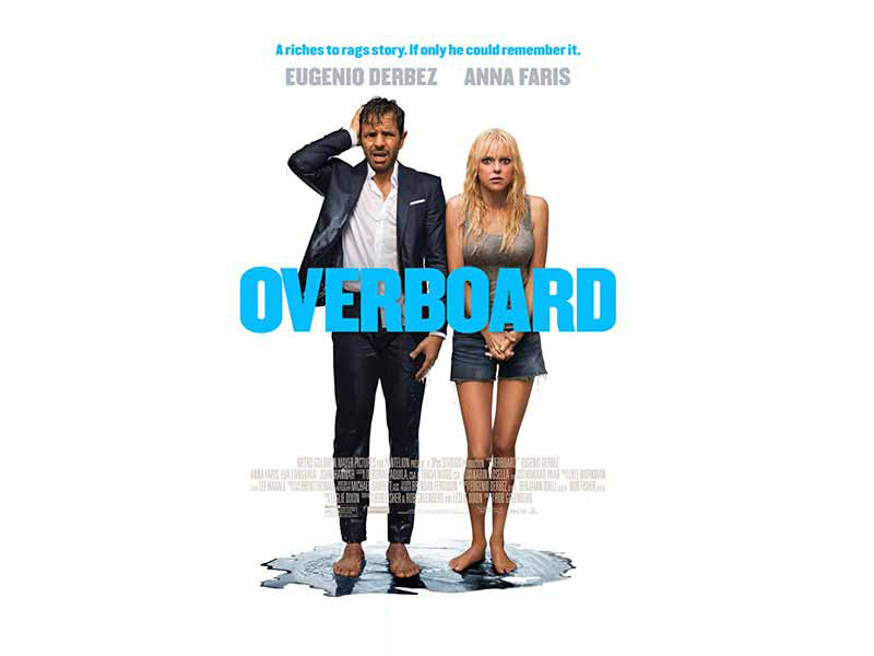 Visit VOX Cinemas to watch the movie Overboard in Dubai