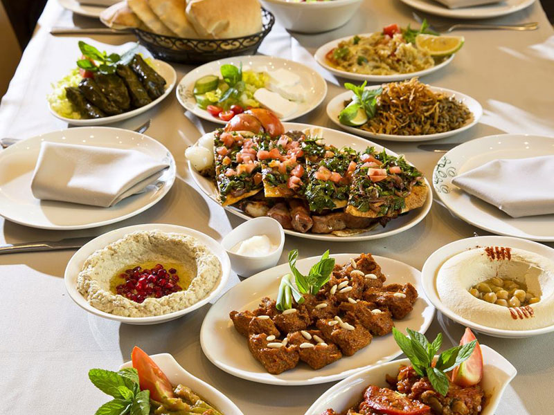 The best Arabic restaurants in the UAE