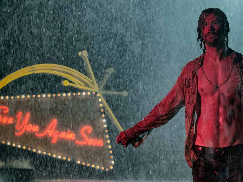 Watch Bad Times at the El Royale at VOX Cinemas across the Middle East
