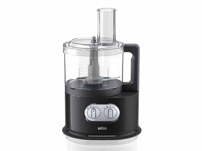 Braun Food Processor at Sharaf DG, available at Mall of the Emirates, Mall of Egypt, and City Centres