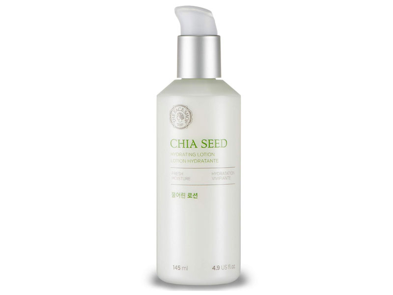 Chia Seed Hydrating Lotion by The Face Shop