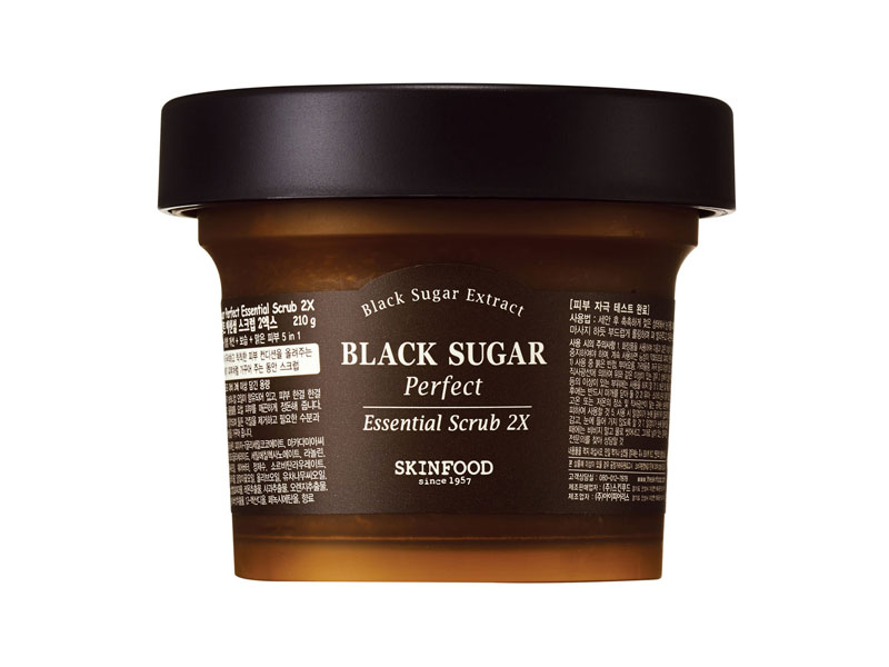 Skinfood Black Sugar Scrub at Sephora