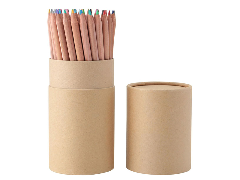 Colouring pencil 60-piece stationery set by Muji at City Centre Mirdif