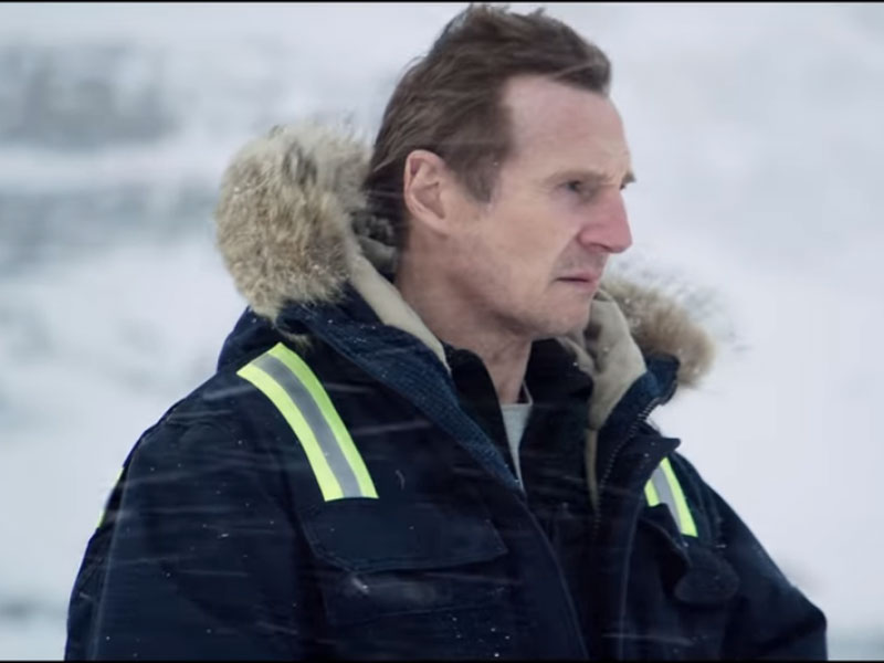 Watch Cold Pursuit at VOX Cinemas across the Middle East