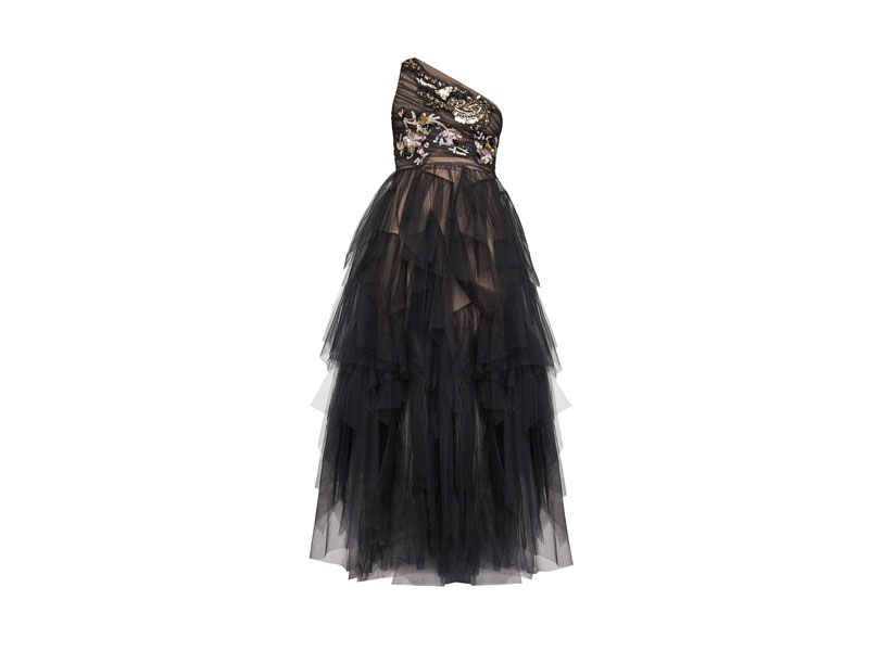 Black ladies' dress by BCBGMAXAZRIA, at Mall of the Emirates and City Centres
